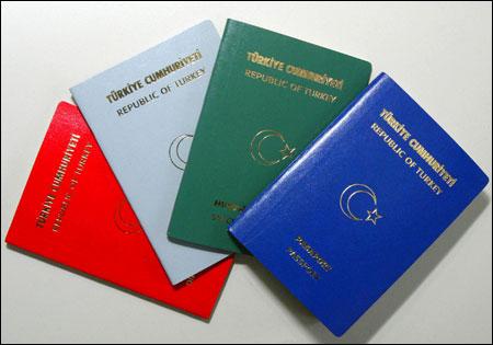 Pasaport har�lar� d���r�lecek mi?